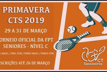 PRIMAVERA CTS 2019