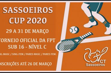 Sassoeiros Cup 2020